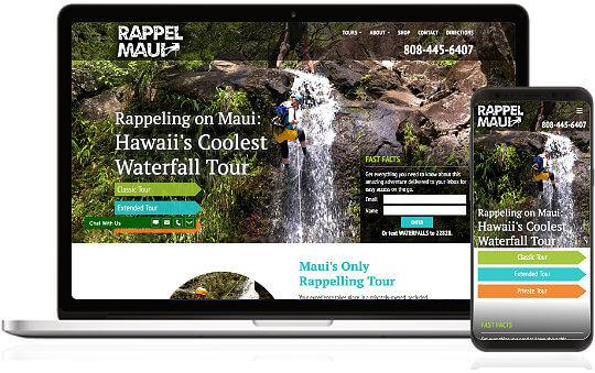 Rappel Maui, Maui, HI